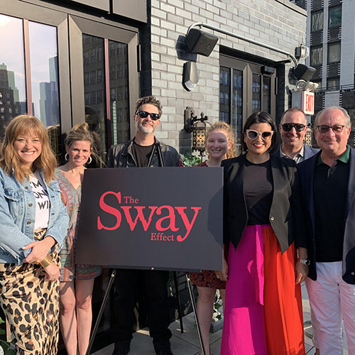 LAUNCH: THE SWAY EFFECT